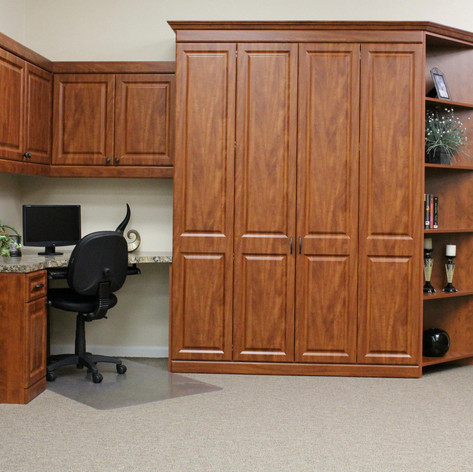 Murphy Bed & Home Office