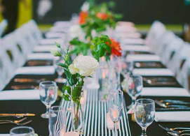 Seriously Cute and Pretty Table Runners for your Wedding