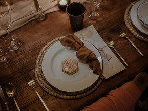 Table Styling 101: Charger Plates