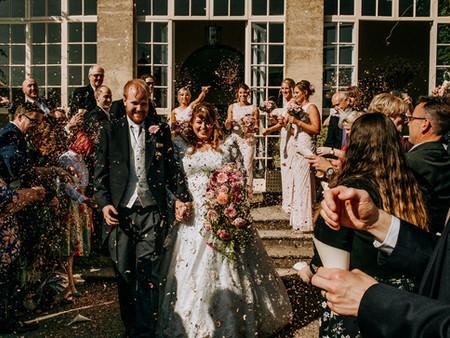 Safari-Inspired Longleat Wedding
