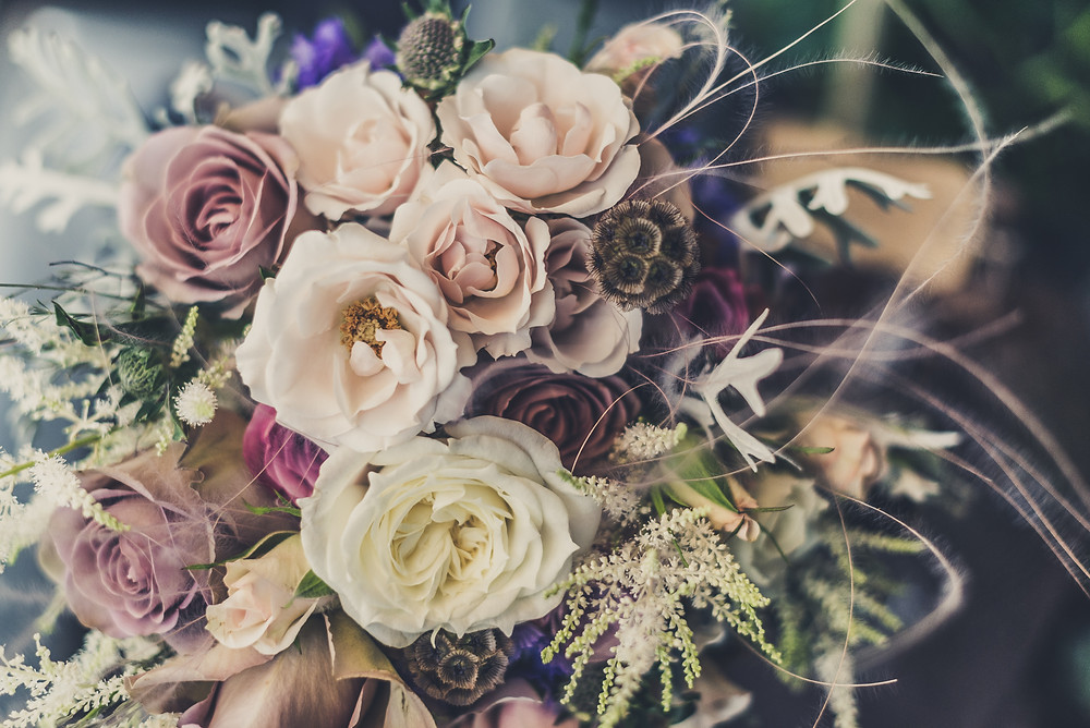 sustainable flowers weddings