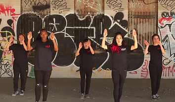 Introducing Mix'd Ingrdnts, A Collective Of Women Artists Redefining The Street Dance Scene