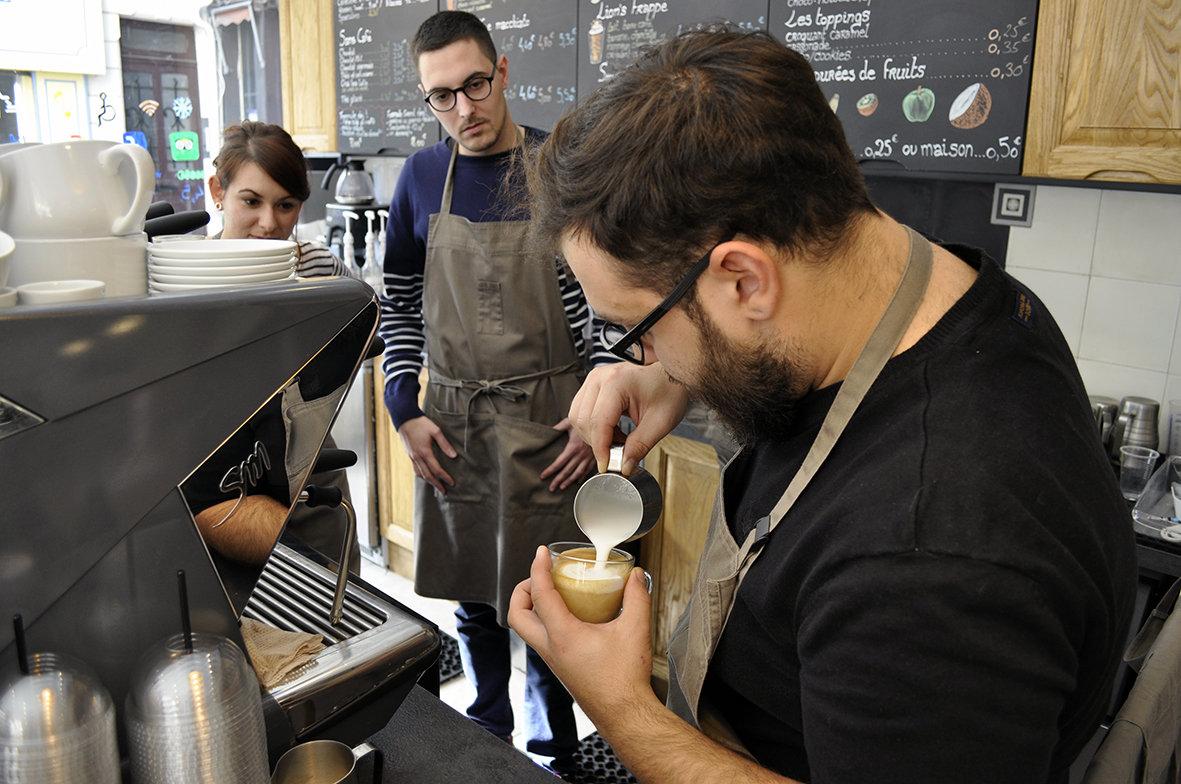Latte Art Express