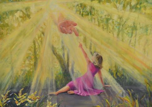 God's Healing Hand