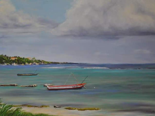 Jamacian Fishing Boats