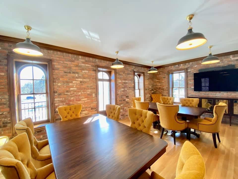 The Birch Board Room
