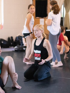 Kelly Waltz | Assistant Director