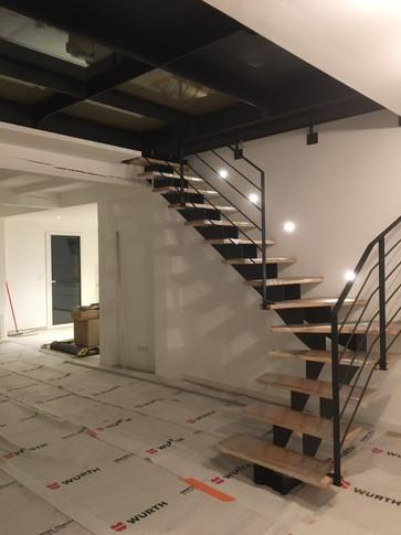 rénovation d'une maison à Sarzeau