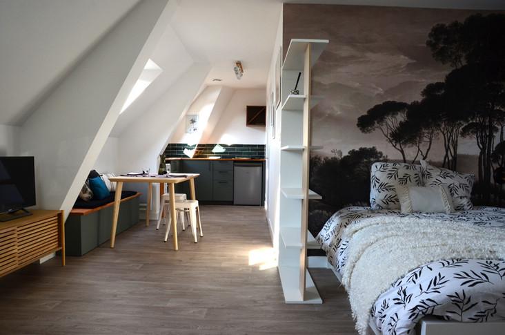 Rénovation d'un appartement destiné à la location sur Vannes