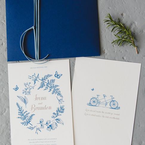 Botanic Wedding at Tyro