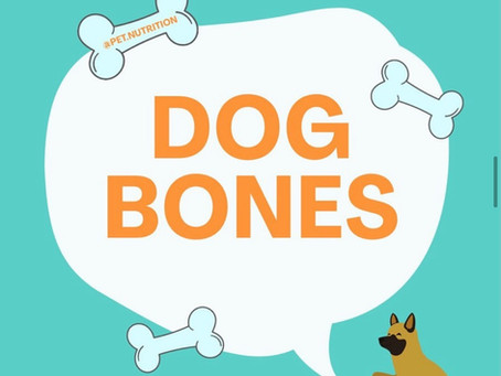 Raw Bones for Dogs and Cats