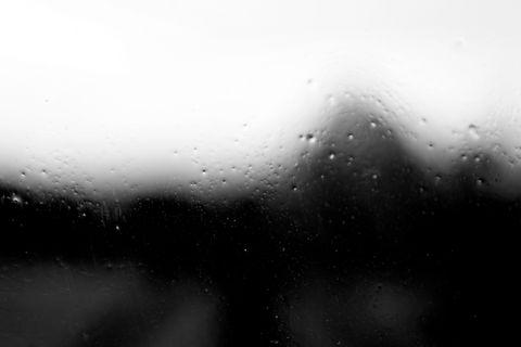 Matière noire paysage pluie 14