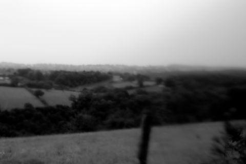 Matière noire paysage pluie 10