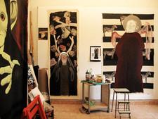 Vue d'atelier en 2005