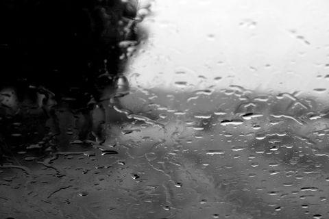 Matière noire paysage pluie 2