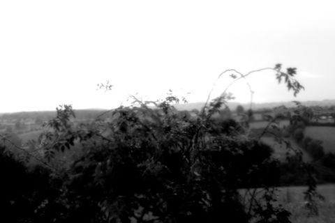 Matière noire paysage pluie 3