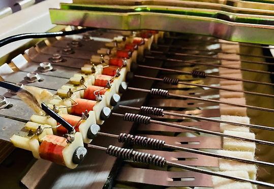 vintage instruments by splurge.art