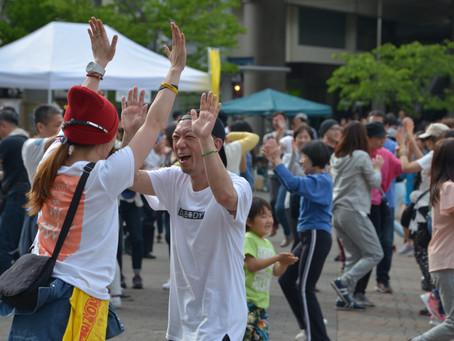 第二回川口フィットネスフェス メイン紹介⑩ OUT MOTIONS