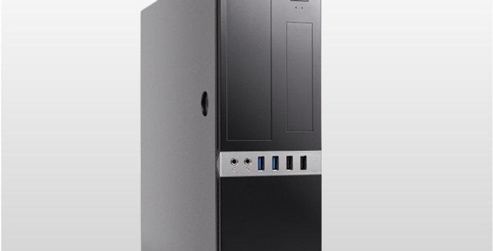 Персональный Компьютер Vecom T2839 SFF i5 9400/8Gb/500Gb/W10Pro64/kb/m/black