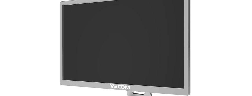 "Моноблок Vecom 23.8"" P2313 FHD i5-7400/8G/1Tb/DVDRW/CR/WiFi/Cam/W10Pro64/black"