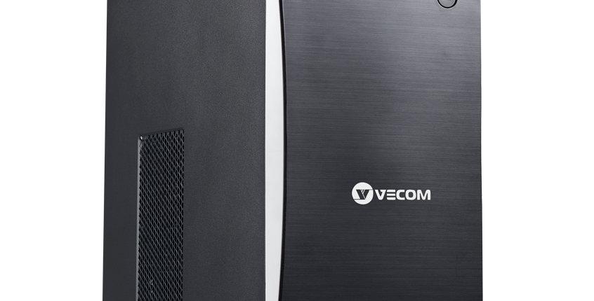 Компьютер Vecom T500 i5-8400/8Gb/1Tb/GTX1050-2Gb/DVD-RW/450W/CR/W10SL64/black