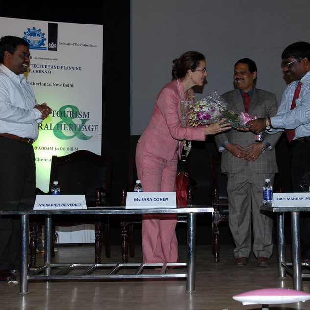 AARDE with Anna University