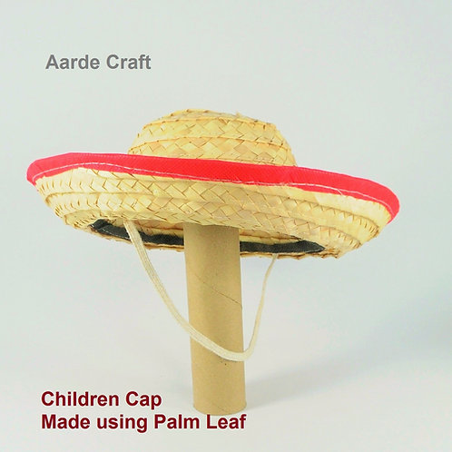 Children Cap (Two Pieces)