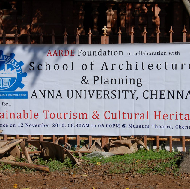 AARDE and Anna University