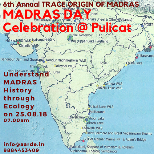 Madras Day @ Pulicat