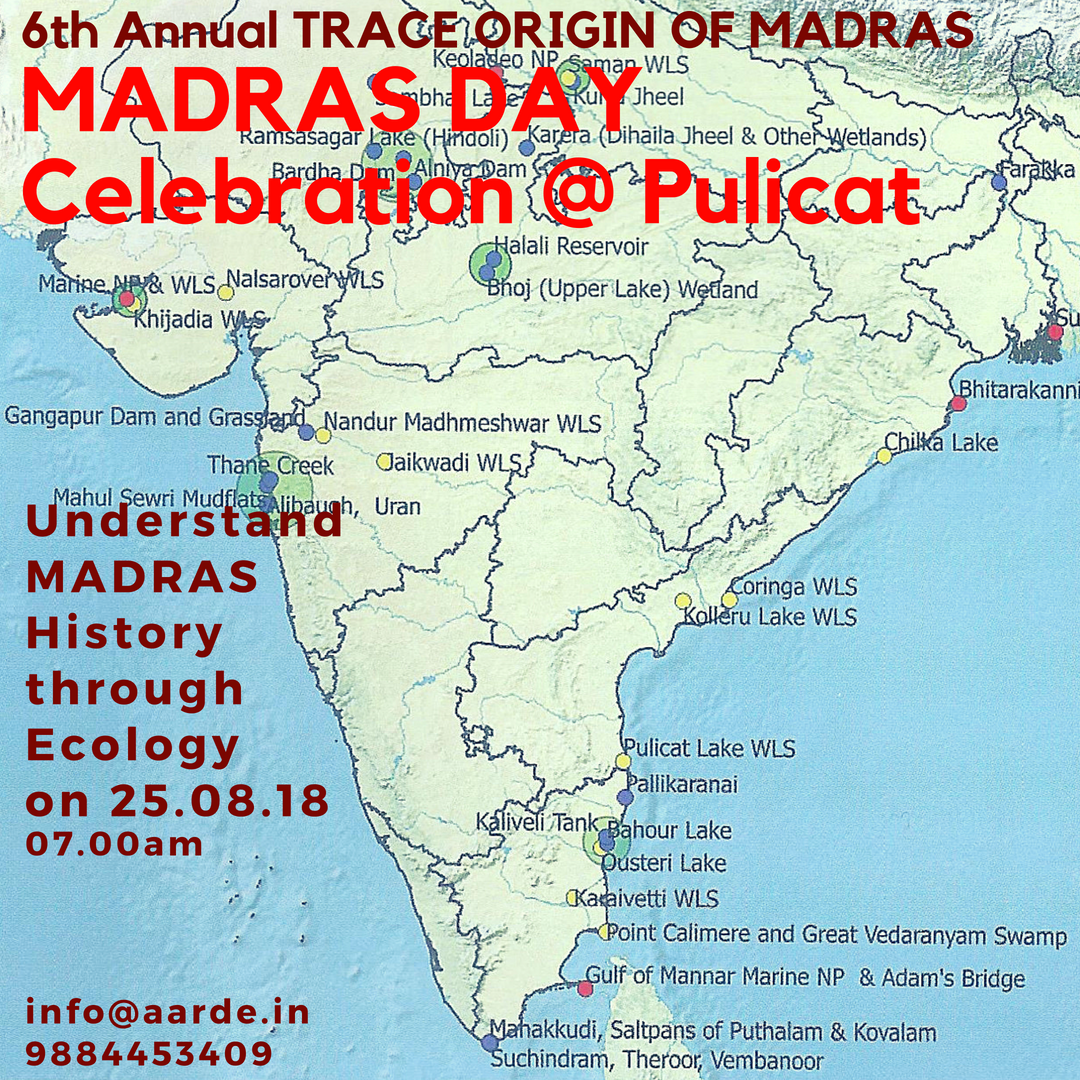Madras Day @ Pulicat