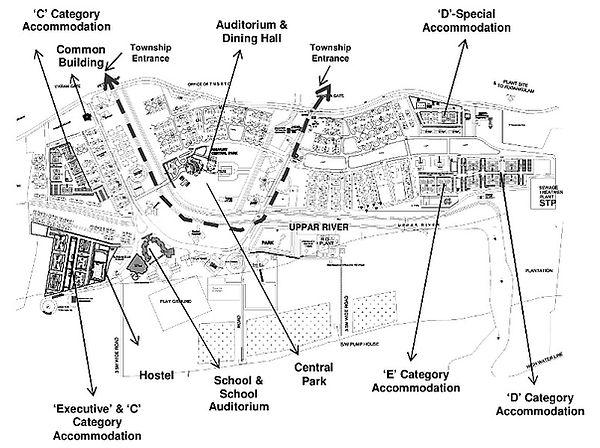 Kudankulam Township Master Plan KK1to6