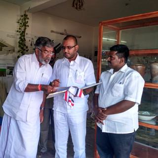 Tamilnadu Tourism Minister