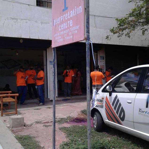 IIID Rally to Pulicat