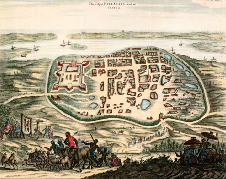 1669 Pulicat