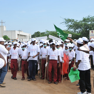 Every year Lagoon Clean Up Day is organised to create awareness