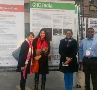 ICOMOS-India CIIC meeting