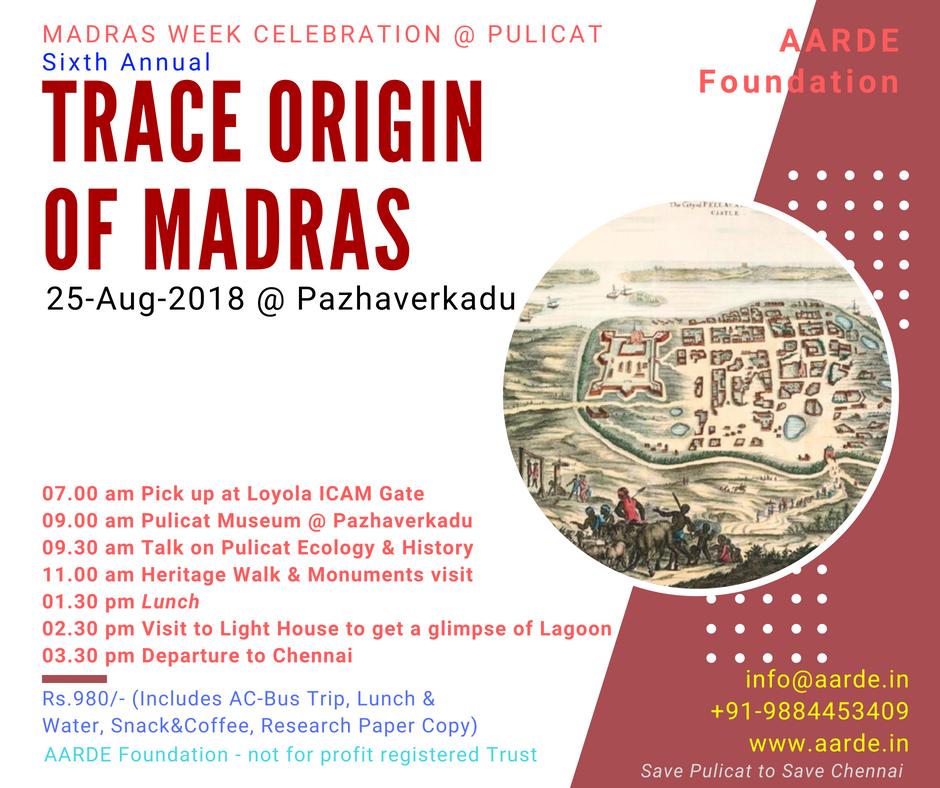 Madras Day Celebration