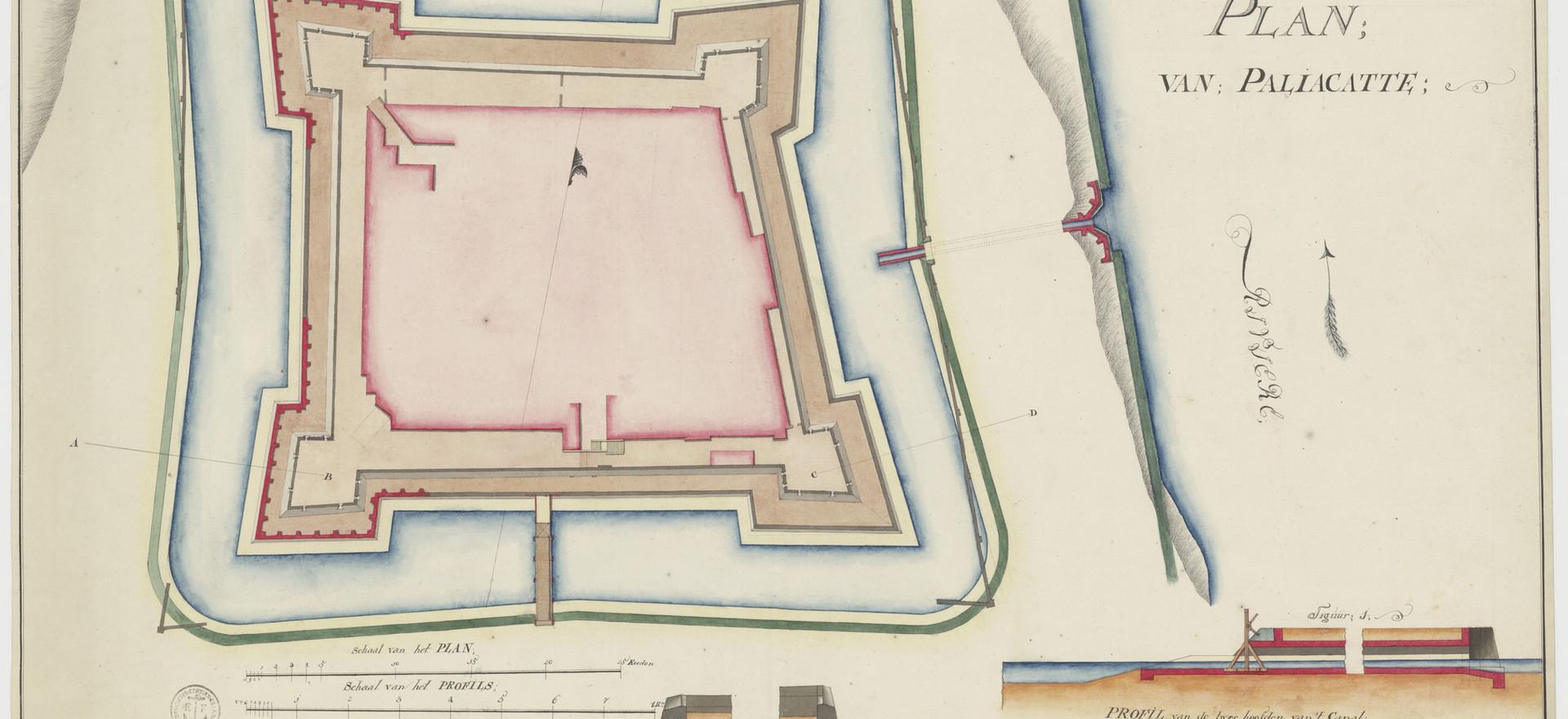 1700AD: PULICAT FORT