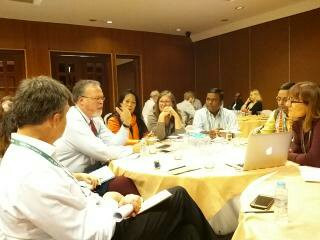 ICOMOS Meeting New Delhi