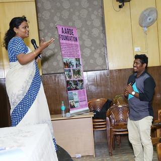 Dr. Jinu K L, Dean, TCE-Madurai