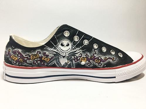 297e070b4b9d03 ... norway custom hand painted converse shoes feb50 f67c3
