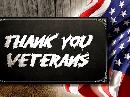 Holidays and Veterans