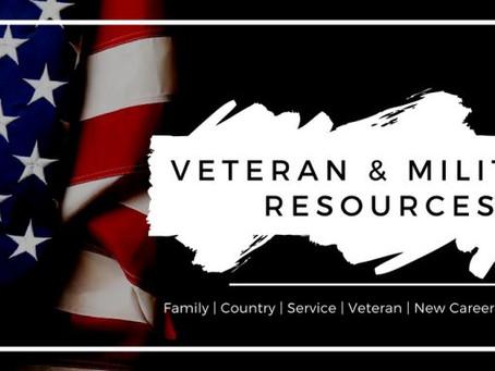 Veteran Resources and Benefits