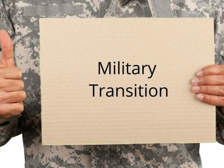 Challenges that Veterans Face during their Transition.