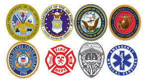 Why Veterans and First Responders Get Along So Well!
