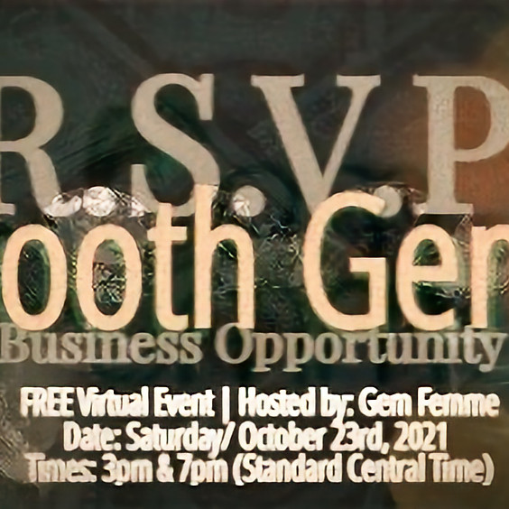 Tooth Gem Business Opportunity
