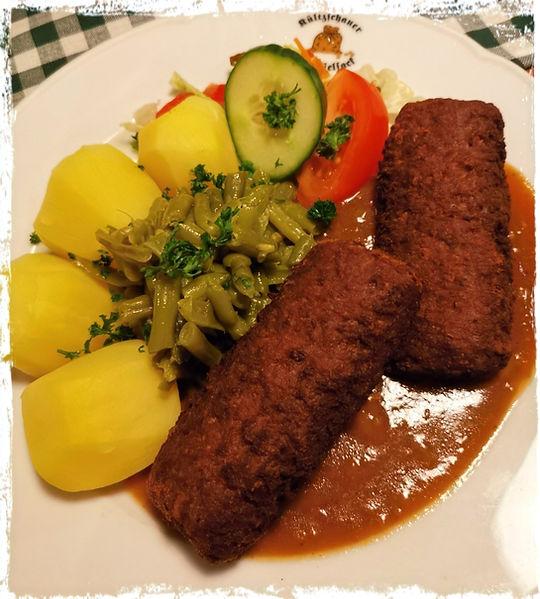 griechisch essen Eilenburg Kartoffelsack Lieferdienst Gute Laune