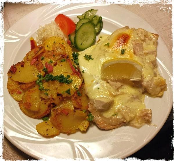 Steak au four Eilenburg Kartoffelsack Essen gehen Lieferservice