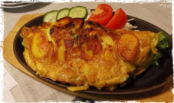 Gutes Essen Eilenburg Kartoffelsack