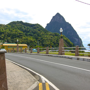 Soufriere Main Bridge